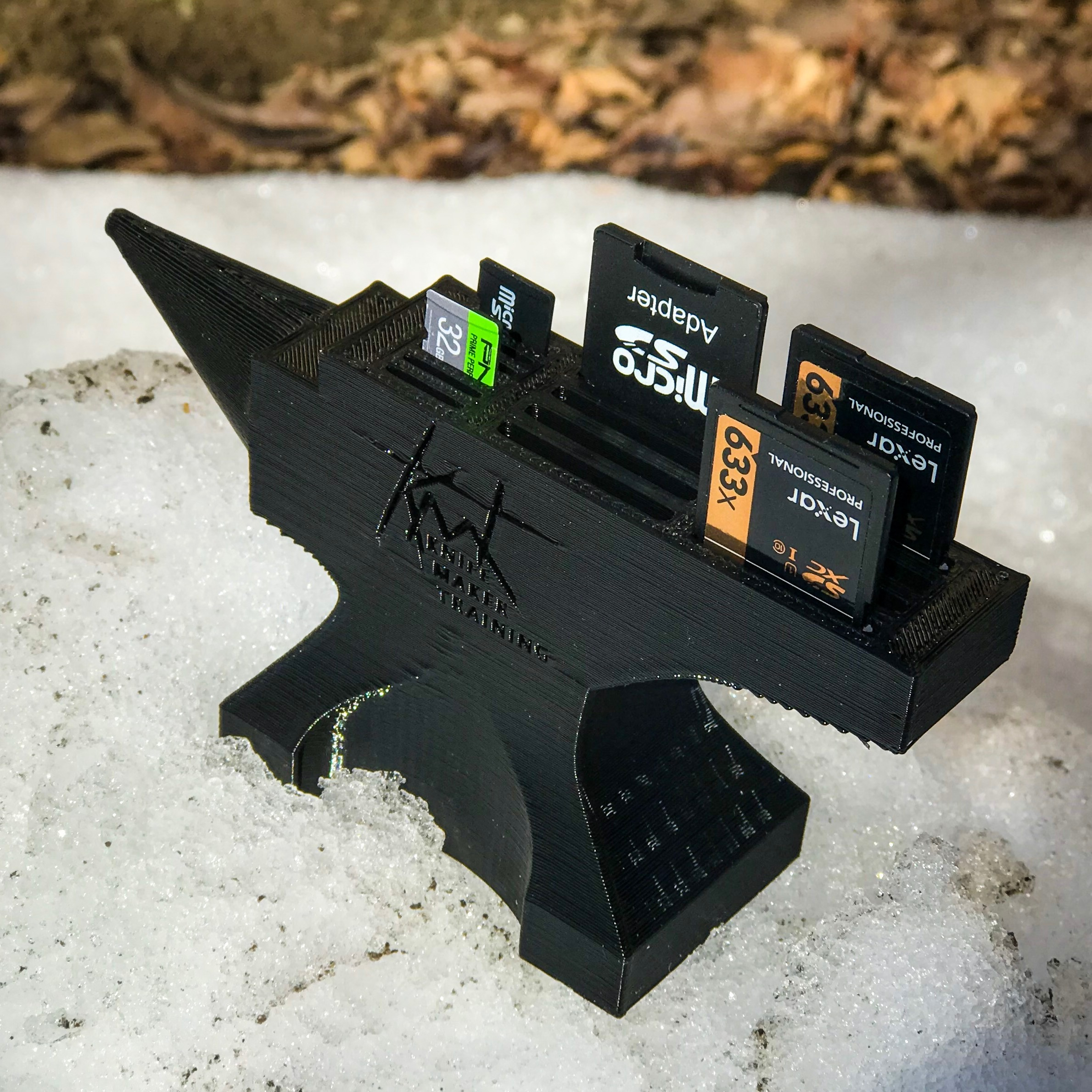 "The ""Digital"" Anvil"